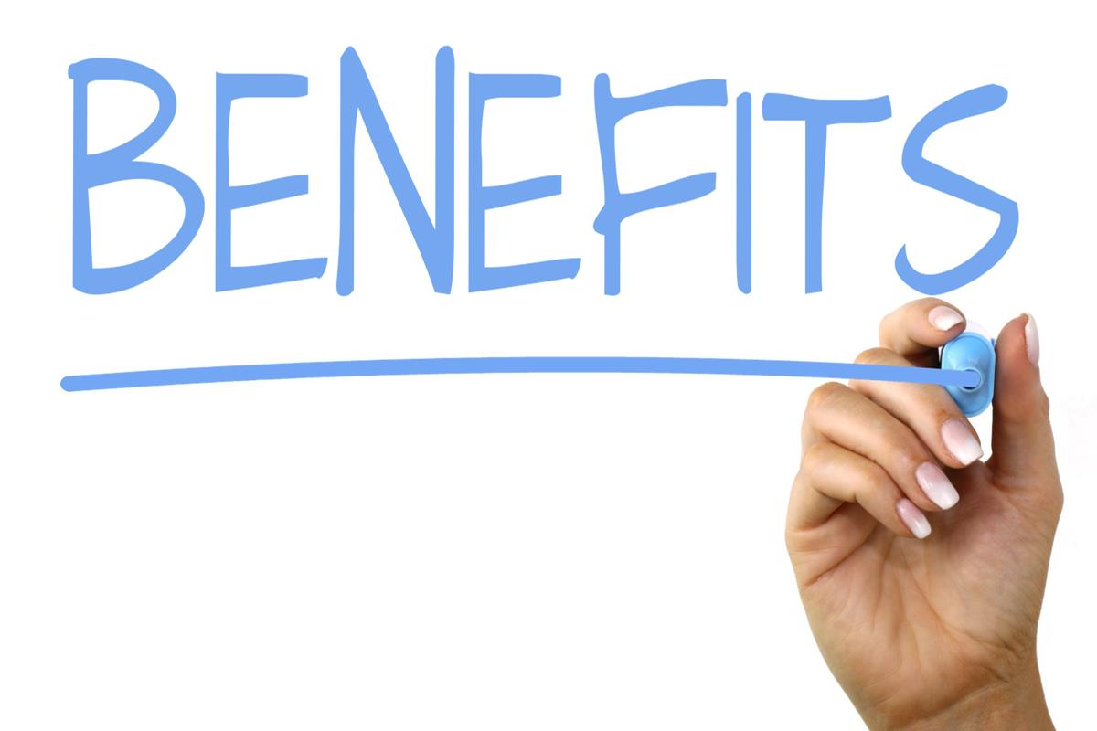 benefits copy for marketing success